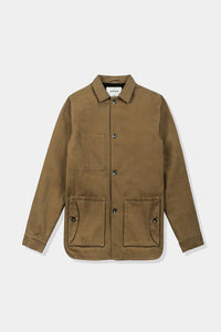 Canvas Jacket, Rust - Native North