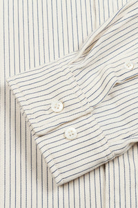 Striped Herringbone Shirt - Native North