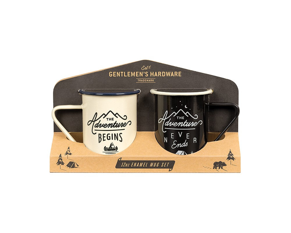 Mug set - Gentlemen's Hardware