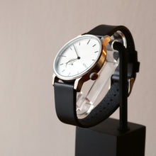 KOMONO watch - Winston Sub Silver/White