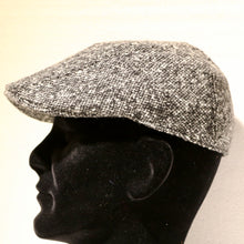 Ivy Cap Donegal Black/Grey - STETSON