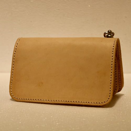 1965 Rider Wallet Natural - Pike Brothers
