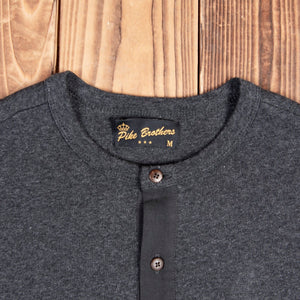Henley Shirt Short Sleeved - Pike Brothers