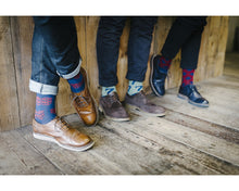 Lucky Socks 3-pack, Gentlemens Hardware