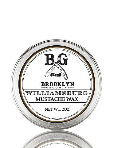 Mustache Wax, Williamsburg - Brooklyn Grooming