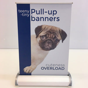 Retractable Banner, Tradeshow Display, Signage, Banner Stand,  Pull up Banner