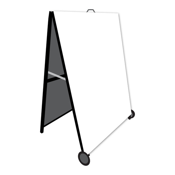 Metal A-Frame - 900x1200mm