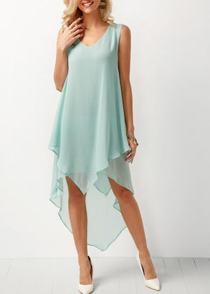 Joana - Airy Chiffon Dress