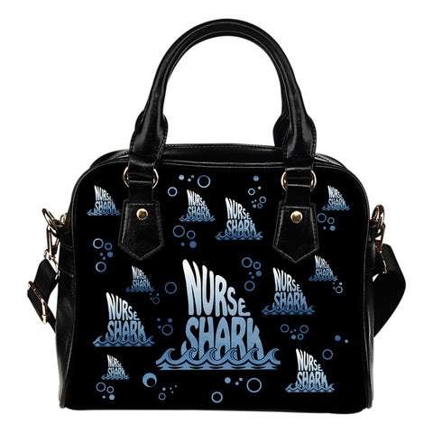 SAC A MAINS CUIR NURSE SHARK