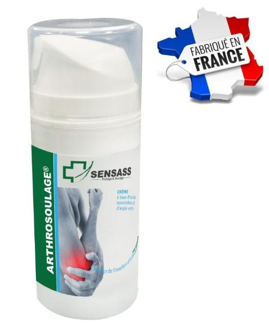 Gel de massage Arthrosoulage - Flacon de 100 ml