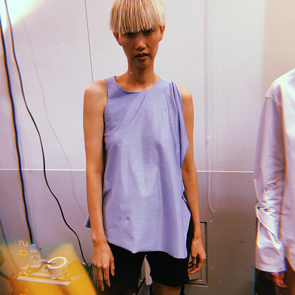 BACKSTAGE SS18 'Believers' Tokyo Amazon Fashion-week