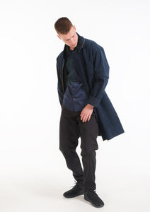 SHOHEI SPLIT COAT mens