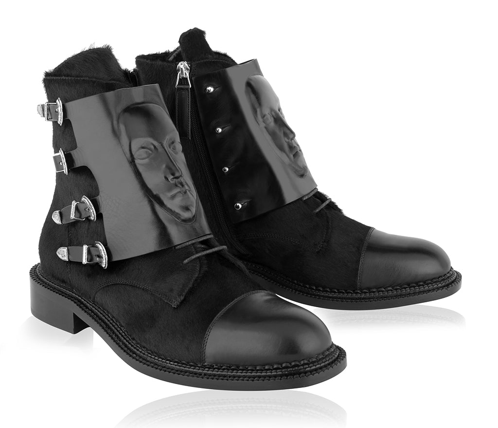 Ares Black Buckle