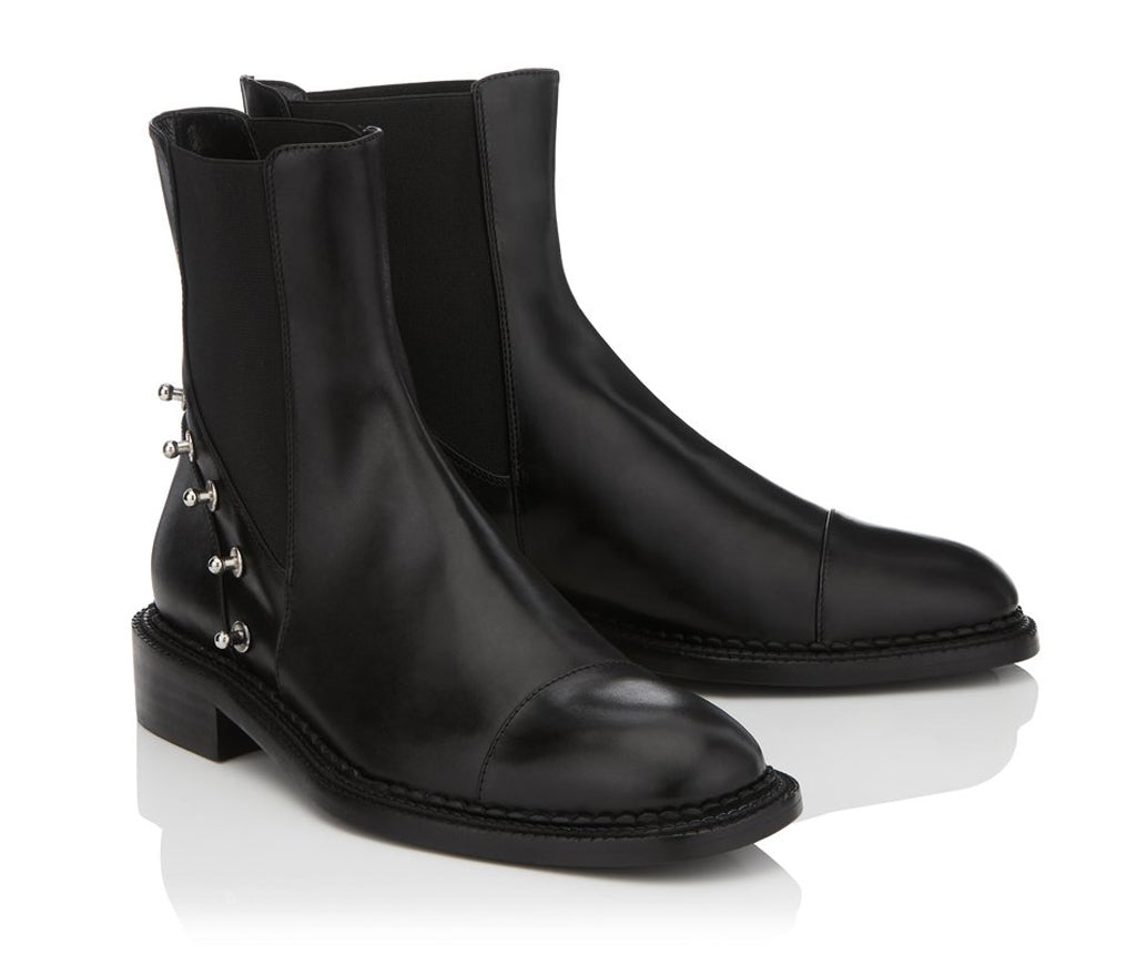 Fashion women's boots Mese from a London based brand