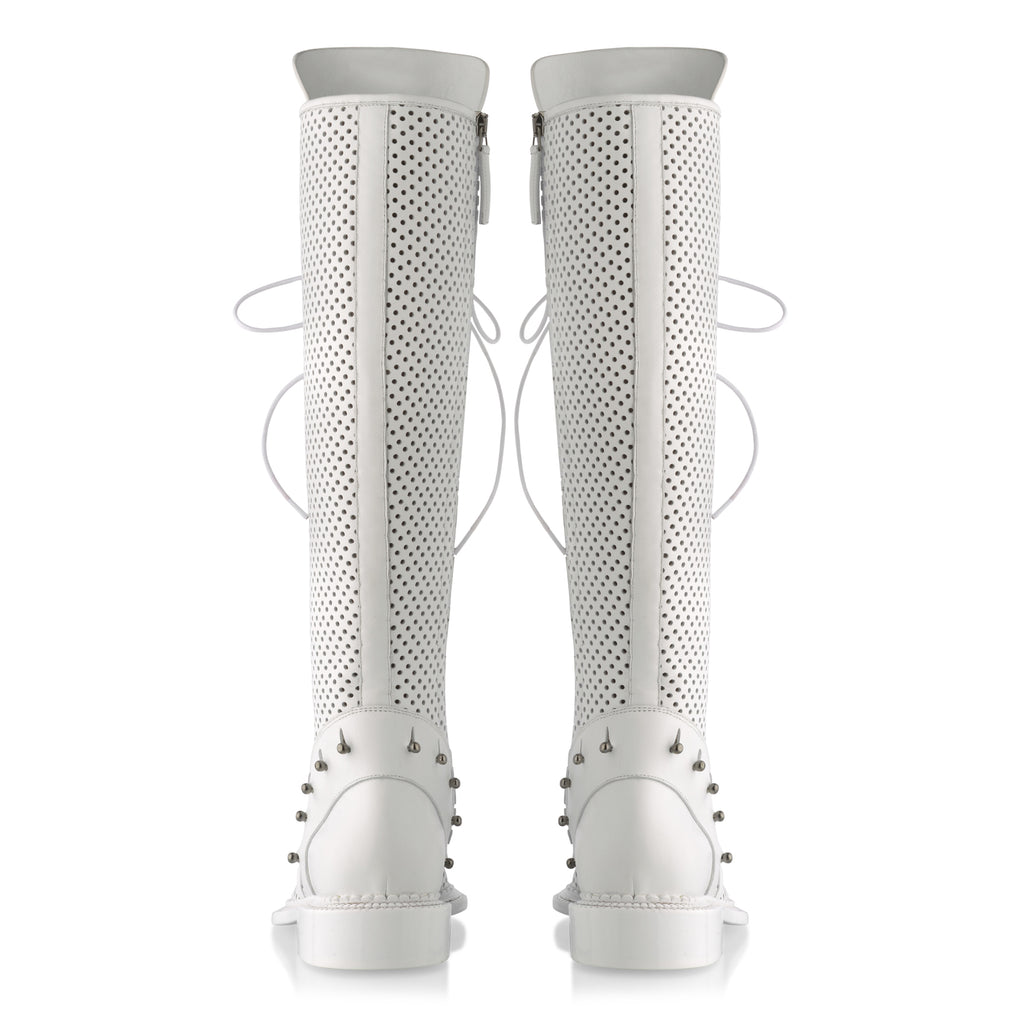 Enyo White (Perforated)
