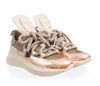 Exquisite Ghost sand women's sneakers from new collection