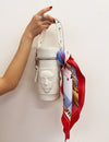 Bucket Bag Bundle White