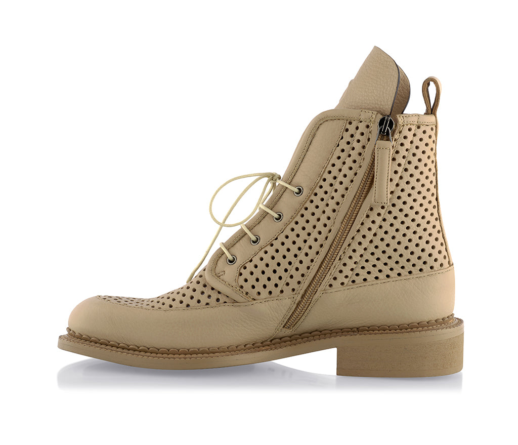 Zelos Beige (Perforated)