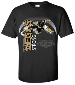 Hockey Vegas Strong T-Shirt Free Shipping