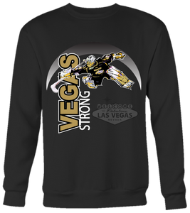 Hockey #VegasStrong Sweatshirt Free Shipping