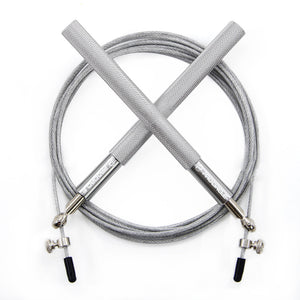Silver Jump Rope With Fitness Bag Free Shipping