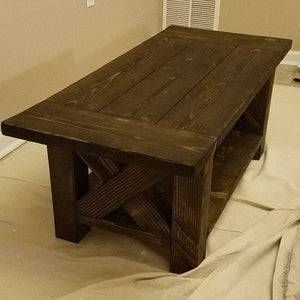 Family / Dining Room Coffee Table