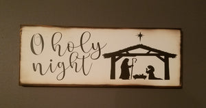 O' Holy Night Version 2