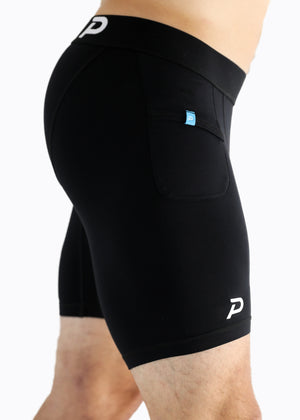 Middy Compression Short - Pacterra_athletics