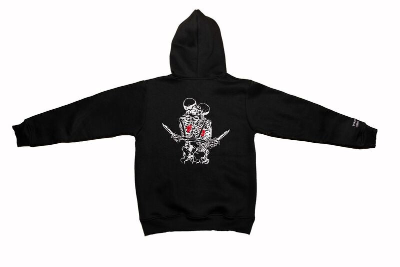 Limited Edition Backstabbing Love Hoodie