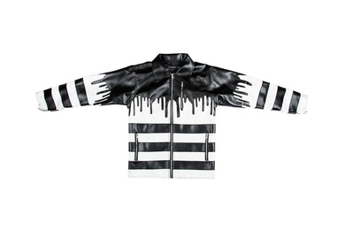 Artist Expression Leather Jacket