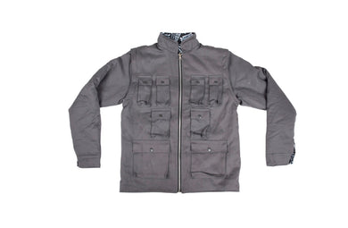 Grey Reversible Jacket