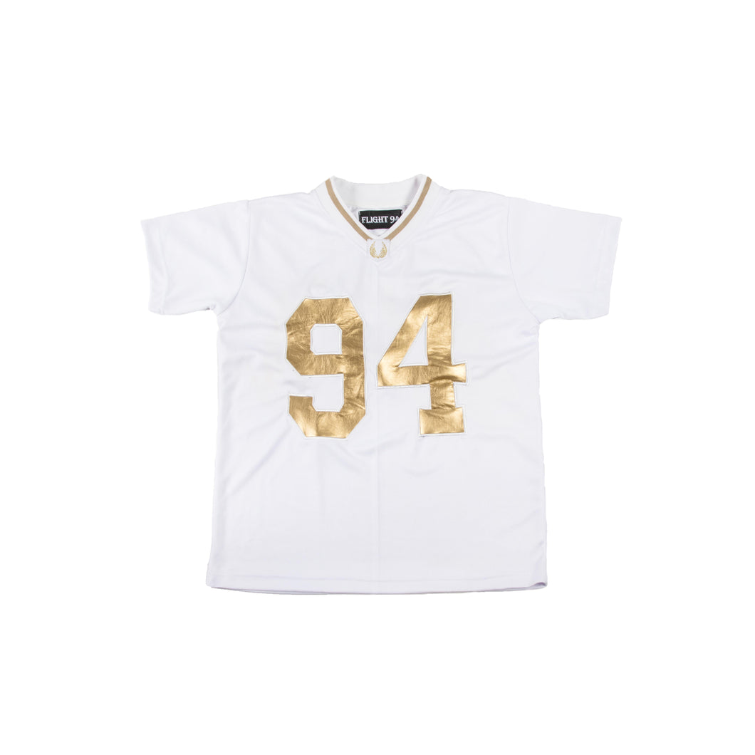 White 94 Jersey