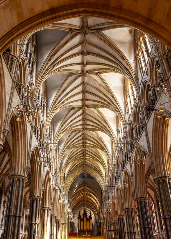 'Lincoln Cathedral' -