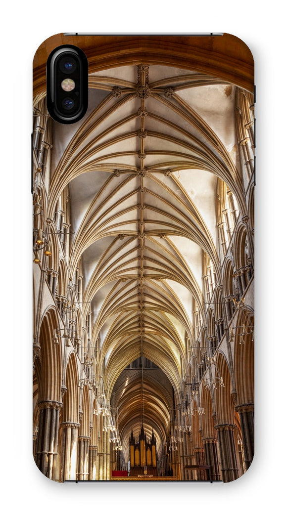 'Lincoln Cathedral' -  Phone Case