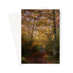 'Let's Go Exploring!' -  Greeting Card