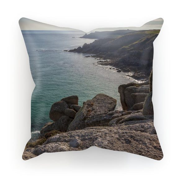 'Porthchapel Cove' -  Cushion