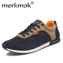 New Arrive Men Casual Shoes Spring Autumn Men's Shoes Canvas Patchwork Fashion Lace Up Mens Flats Shoes Male Footwear for Men
