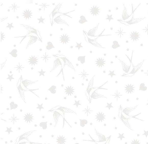 Fairy Flakes Paper (White)