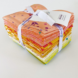 Fat Quarter 16 PC Bundle, True Colors
