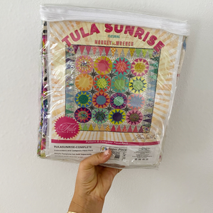 Tula Pink Sunrise Quilt Kit