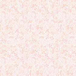 Cotton + Steel - Rifle Paper Co Basics - Tapestry Lace Blush