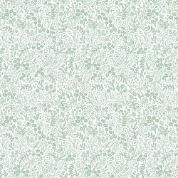 Cotton + Steel - Rifle Paper Co Basics - Tapestry Lace Sage