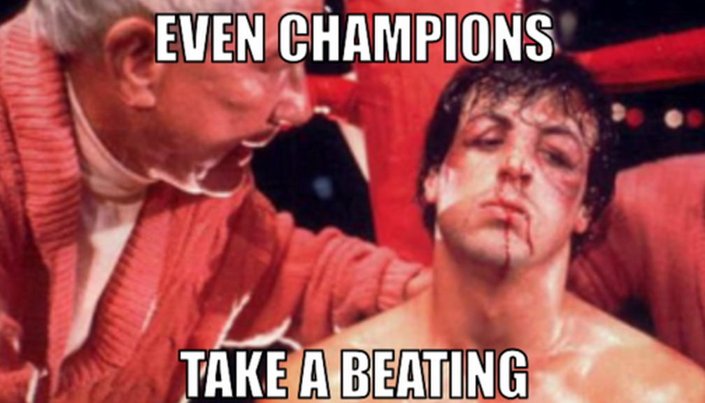Rocky - Great Champions