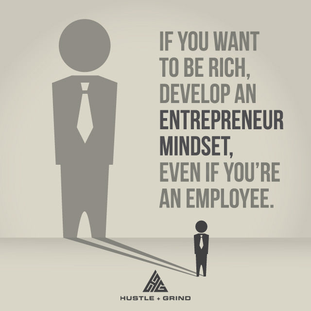 Entrepreneur Mindset Quote - Inspiration
