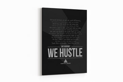 We Hustle