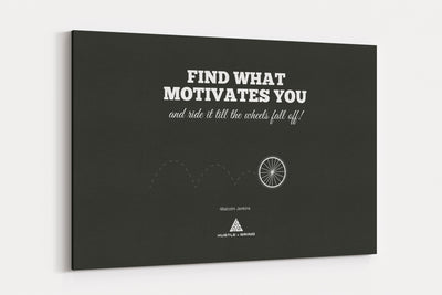 What Motivates You - 24x36