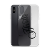 Hustle Calligraphy Phone Case