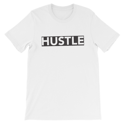 Men's Hustle Slanted Shirt