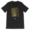 Men's Schedule Shirt