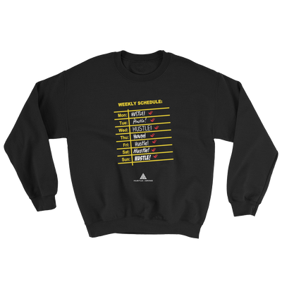 Schedule Sweatshirt